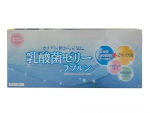 乳酸菌ゼリー ラプルン